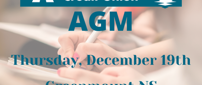 The Lough Credit Union AGM